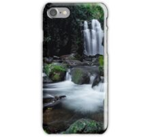 The Rush of Box Log Falls iPhone Case/Skin