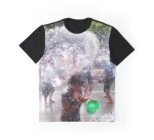 Songkran Thai New Year Graphic T-Shirt