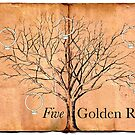 Five Golden Rings by Claire Elford