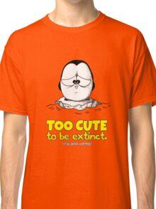 Too Cute To Be Extinct v.1 Classic T-Shirt