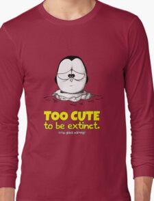 Too Cute To Be Extinct v.1 Long Sleeve T-Shirt