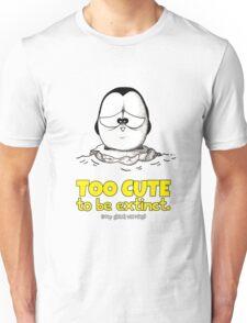 Too Cute To Be Extinct v.1 Unisex T-Shirt