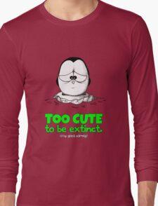 Too Cute To Be Extinct v.2 Long Sleeve T-Shirt
