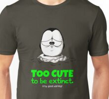 Too Cute To Be Extinct v.2 Unisex T-Shirt