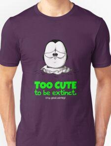 Too Cute To Be Extinct v.2 Unisex T-Shirt