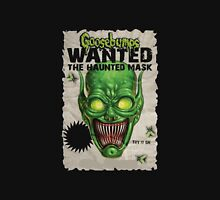 the haunted mask goosebumps Unisex T-Shirt