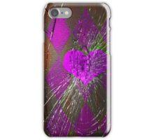 Purple Heart Case iPhone Case/Skin