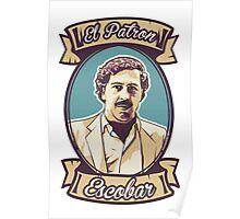 Pablo Escobar - El Patron Poster