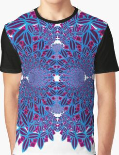 Flower fractal Graphic T-Shirt