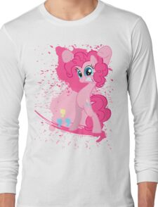 Paintie Pie Long Sleeve T-Shirt