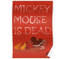 Mickey Mouse Trap Poster