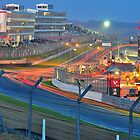 Brands Hatch Race Into The Night by Steve James