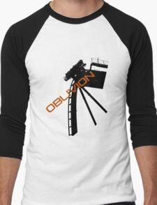 Oblivion - Alton towers Men's Baseball ¾ T-Shirt