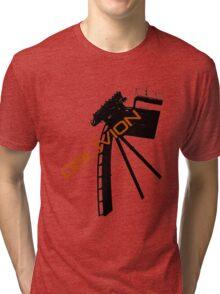 Oblivion - Alton towers Tri-blend T-Shirt