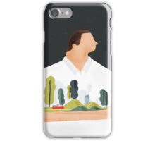 Holding it all iPhone Case/Skin