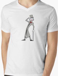 1920's Willy Wonka Mens V-Neck T-Shirt