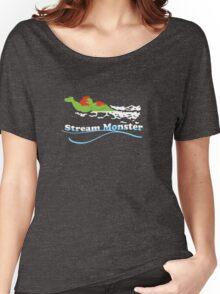 Stream Monster Women's Relaxed Fit T-Shirt