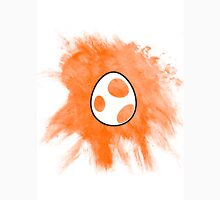 Orange Yoshi Egg Unisex T-Shirt