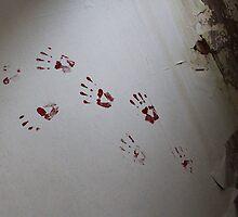 Bloody Hands by Mrpunkfox