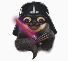 DARTH SLOTH Kids Tee