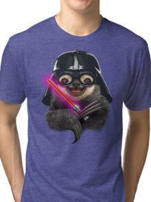 DARTH SLOTH Tri-blend T-Shirt