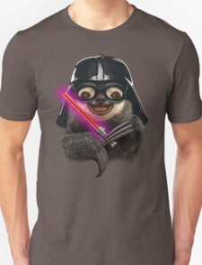 DARTH SLOTH Unisex T-Shirt