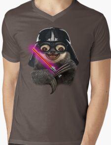 DARTH SLOTH Mens V-Neck T-Shirt