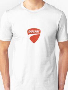 Large Ducati Logo T-Shirt