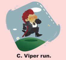 C. Viper run. One Piece - Long Sleeve