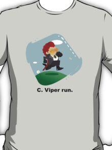 C. Viper run. T-Shirt
