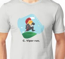 C. Viper run. Unisex T-Shirt