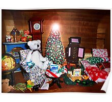Rupert Reconsiders Spending Christmas Night Alone Poster