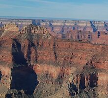 Grand Canyon Wide by TestRichie