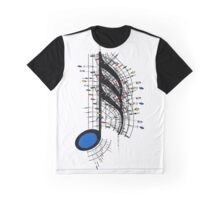 The Sight of Music (8) Graphic T-Shirt
