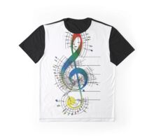 The Sight of Music (6) Graphic T-Shirt