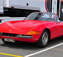 Ferrari Daytona by Steve James