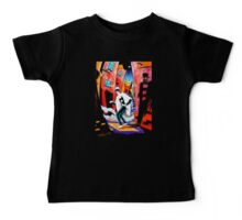 The Spirit of the Shadows - Sketch Card 1 Baby Tee