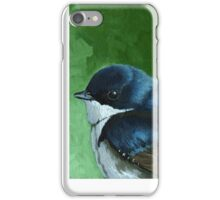 Little Bird - iPhone case animal painting iPhone Case/Skin