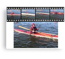 film stripsteve Canvas Print