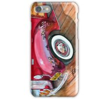 Reflections On A '38 Packard - IPhone Case iPhone Case/Skin