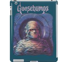 goosebumps series book iPad Case/Skin