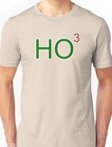 HO Cubed (HO HO HO) Unisex T-Shirt