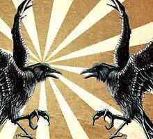 BadBird Battle by eion