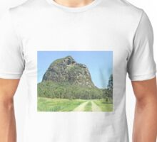 Track towards Tibro Unisex T-Shirt