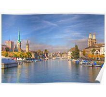 Zurich Poster