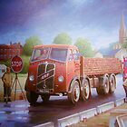 Marston brick ERF by Mike Jeffries