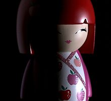Japanese Doll by Robert Worth