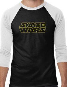 SkateWars Men's Baseball ¾ T-Shirt