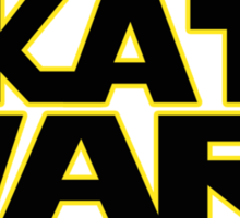 SkateWars Sticker