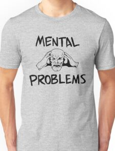 MENTAL PROBLEMS - Xavier's Struggle T-Shirt
